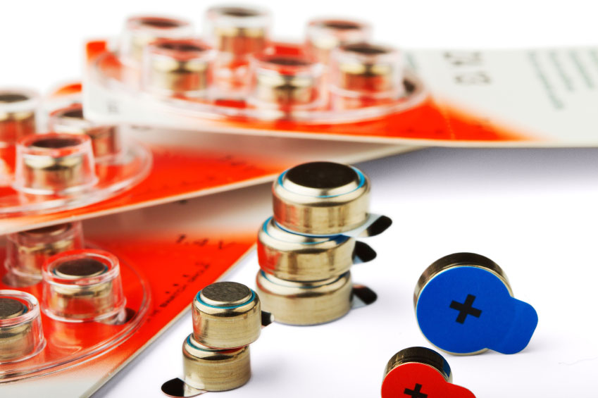 Hearing Aid Batteries | Hill Country Audiology